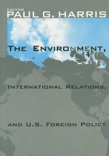 Georgetown UP Env, IR and US for pol cover