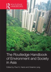 Routledge Env+Society Handbook cover