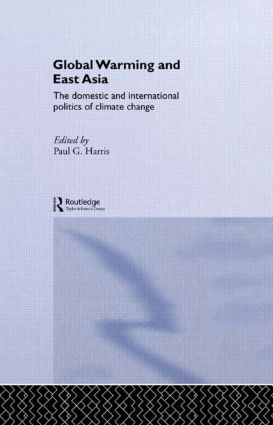 Routledge Global Warming+E.Asia cover