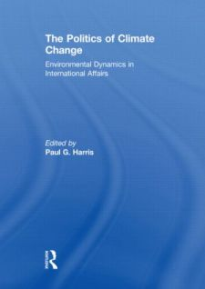 Routledge Politics of Climate cover