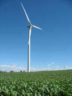 Wind Turbine (USGS)