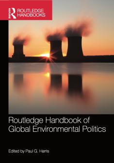Routledge Handbook of Global Environmental Politics cover